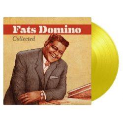 FATS DOMINO - Collected / limitált színes vinyl bakelit / 2xLP