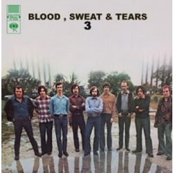BLOOD, SWEAT & TEARS - 3. / vinyl bakelit / LP