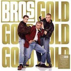 BROS - Gold /színes limitált vinyl bakelit/ LP