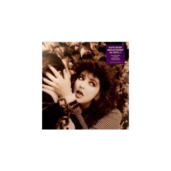 KATE BUSH - Remastered In Vinyl vol.1 / vinyl bakelit box / 4xLP