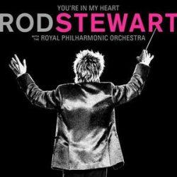 ROD STEWART - You're In My Heart / vinyl bakelit / LP