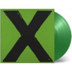 ED SHEERAN - X / limitált színes vinyl bakelit / LP