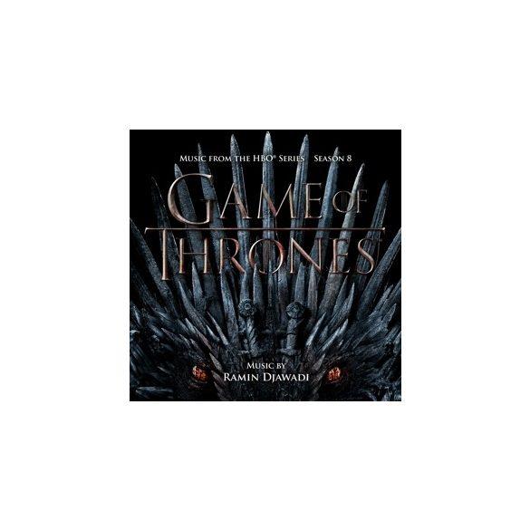 FILMZENE - Game Of Thrones 8. / limitált színes vinyl bakelit / LP
