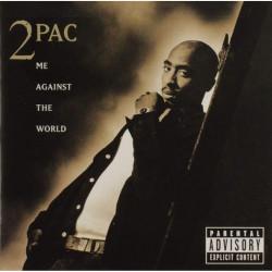 2 PAC - Me Against The World / vinyl bakelit / 2xLP