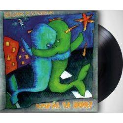 KISPÁL ÉS A BORZ - Bálnák Ki A Partra / vinyl bakelit / LP