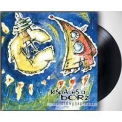 KISPÁL ÉS A BORZ - Holdfényexpressz / vinyl bakelit / LP