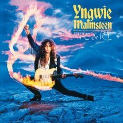 YNGWIE MALMSTEEN - Fire And Ice / limitált színes vinyl bakelit / 2xLP