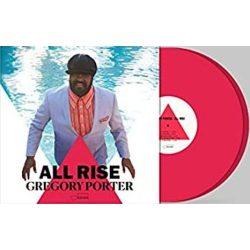 GREGORY PORTER - All Rise / limitált színes vinyl bakelit / 2xLP