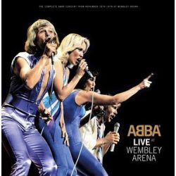 ABBA - Live At Wembley / vinyl bakelit / 3xLP