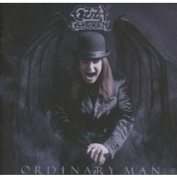 OZZY OSBOURNE - Ordinary Man  CD