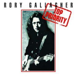 RORY GALLAGHER - Top Priority / vinyl bakelit / LP
