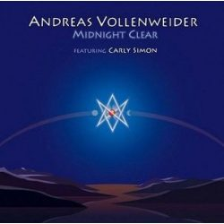ANDREAS VOLLENWEIDER - Midnight Clear/ vinyl bakelit / LP