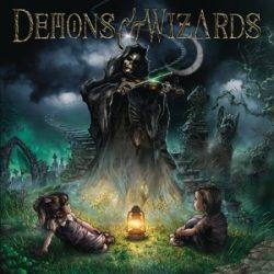 DEMONS & WIZARDS - Demons & Wizards / vinyl bakelit / 2xLP