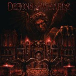 DEMONS & WIZARDS - III. / vinyl bakelit + sp + cd / LP box