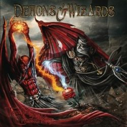 DEMONS & WIZARDS - Touched By The Crimson King / vinyl bakelit / 2xLP