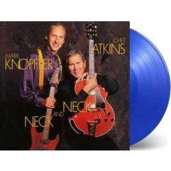 CHET ATKINS & MARK KNOPFLER - Neck And Neck / limitált színes vinyl bakelit / LP
