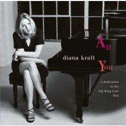 DIANA KRALL - All For You / vinyl bakelit / 2xLP