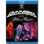 GAMMA RAY - Live Skeletons & Majesties / blu-ray / BRD