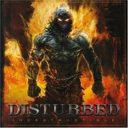 DISTURBED - Indestructible / vinyl bakelit / LP