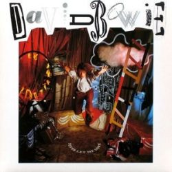 DAVID BOWIE - Never Let Me Down / vinyl bakelit / LP