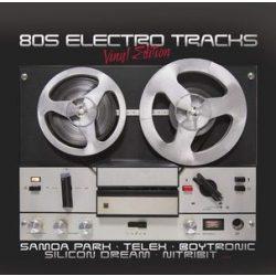 VÁLOGATÁS - 80's Electro Tracks / vinyl bakelit / LP