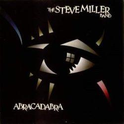 STEVE MILLER BAND - Abracadabra / vinyl bakelit / LP