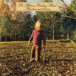 ALLMAN BROTHERS BAND - Brothers And Sisters / vinyl bakelit / LP