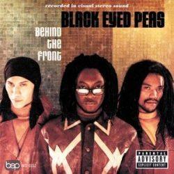 BLACK EYED PEAS - Behind The Front / vinyl bakelit / LP