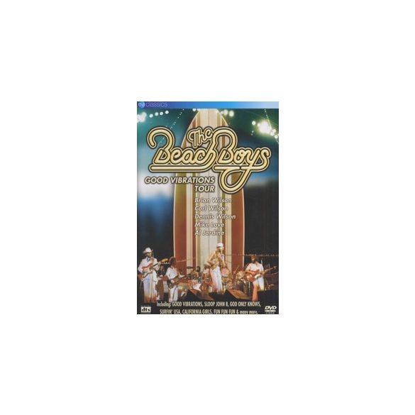 BEACH BOYS - Good Vibrations Tour DVD