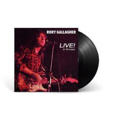 RORY GALLAGHER - Live In Europe / vinyl bakelit / LP