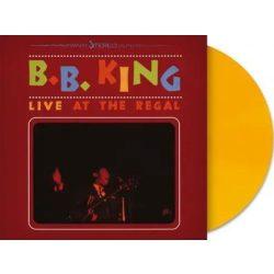 B.B. KING - Live At The Regal / színes vinyl bakelit / LP
