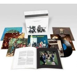 CREEDENCE CLEARWATER REVIVAL - The Studio Albums Collection [Half-Speed Masters] Vinyl box / vinyl bakelit / LP box