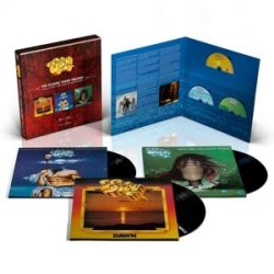 ELOY - Classic Years Trilogy / vinyl bakeli + cd box / LP box