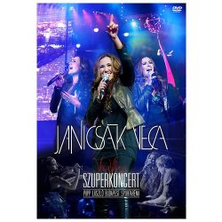 JANICSÁK VECA - Veca Világa Szuperkoncert DVD