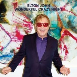 ELTON JOHN - Wonderful Crazy Night / deluxe / CD