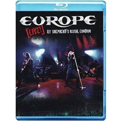 EUROPE - Live At Shepherd's Bush, London / blu-ray / BRD