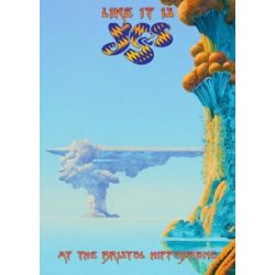 YES - Like It Is Yes Live At The Bristol Hippodrome / blu-ray / BRD