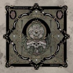 PARADISE LOST - Obsidian / vinyl bakelit / LP