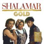 SHALAMAR - Gold / limitált színes vinyl bakelit / LP
