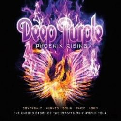 DEEP PURPLE - Phoenix Rising / vinyl bakelit / 2xLP