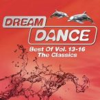VÁLOGATÁS - Dream Dance  Best Of  Vol. 13-16 The Classics / vinyl bakelit / 2xLP