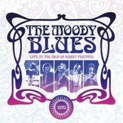 MOODY BLUES - Live At The Isle Of Wight Festival 1970 / limitált színes vinyl bakelit / 2xLP
