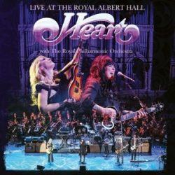 HEART - Live At The Royal Albert Hall / limitált színes vinyl bakelit / 2xLP