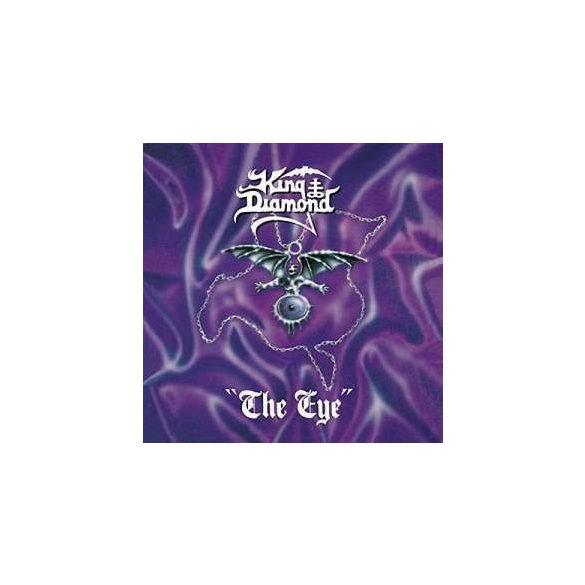 KING DIAMOND - The Eye / limitált színes vinyl bakelit / LP