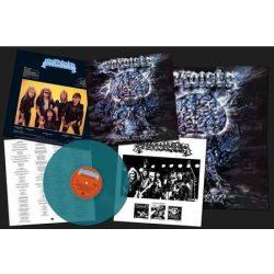 POKOLGÉP - Metál Az Ész / blue vinyl bakelit / LP