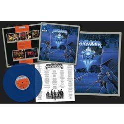 POKOLGÉP - Éjszakai Bevetés / blue vinyl bakelit / LP