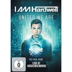 HARDWELL - United We Are Final Show Live At Hockenheimring / blu-ray / BRD