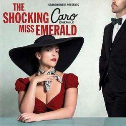 CARO EMERALD - Schocking Miss Emerald / vinyl bakelit / 2xLP