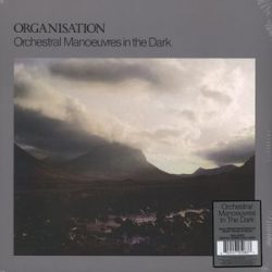 OMD - Organisation / half speed master vinyl bakelit / LP