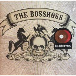 BOSSHOSS - Let's Go Rodeo Radio / színes vinyl bakelit / 2xLP